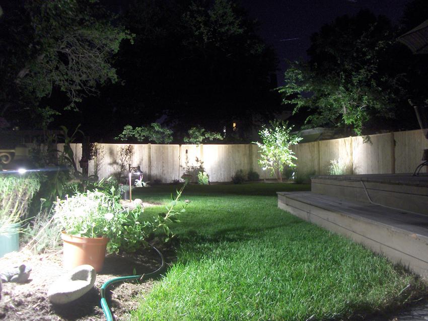 Landscape lighting ri rhode island wayside landscaping inc aloadofball Image collections